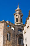 Church of SS. Giuseppe e Anna. Monopoli. Italy. Stock Photo