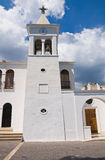 Church of SS. Maria della Luce. Mattinata. Puglia. Italy. Royalty Free Stock Photos