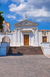 Church of SS. Maria della Luce. Mattinata. Puglia. Italy. Stock Photo
