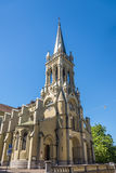 Church of Ss.Peter and Paul in Bern. Switzerland Royalty Free Stock Photography