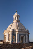 Church St Agatha cupola in Catania Sicily royalty free stock photography