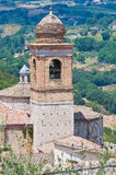 Church of St. Agostino. Amelia. Umbria. Italy. Royalty Free Stock Image