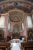 Church of St. Aloysius in Travnik, Bosnia and Herzegovina Royalty Free Stock Images