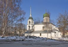 Church of St Anastasia Stock Photography