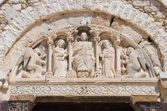 Church of St. Andrea. Barletta. Puglia. Italy. Royalty Free Stock Photos