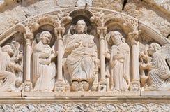Church of St. Andrea. Barletta. Puglia. Italy. Stock Photography