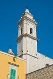 Church of St. Andrea. Molfetta. Puglia. Italy. Royalty Free Stock Photos