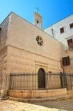 Church of St. Andrea. Molfetta. Puglia. Italy. Royalty Free Stock Photo