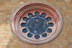 Church of St. Andrea. Orvieto. Umbria. Italy. Royalty Free Stock Photos