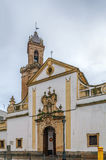Church of St Andrew , Cordoba,  Spain Stock Image
