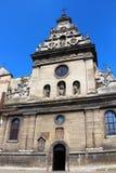 Church of St. Andrew, Lviv, Ukraine Stock Images