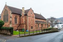 Church of St Andrew, The Parish of Minehead royalty free stock image