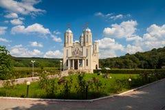 Church of St. Andrew, Romania Stock Image