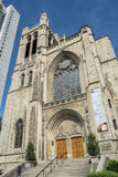 Church of St. Andrew and St. Paul. The Church of Saint Andrew and St Paul is a Presbyterian church in downtown Montreal, Quebec, Canada. It is located at 3415 Stock Photo