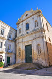Church of St. Anna. Lecce. Puglia. Italy. Royalty Free Stock Photos