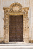 Church of St. Anna. Mesagne. Puglia. Italy. Stock Images