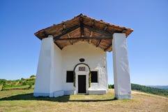 Church of St. Anne, Battifollo Stock Image