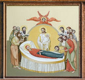 Church of St. Anne - Dormition of the Theotokos Stock Photography