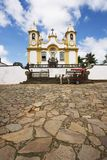 Church of St. Anthony, Brazil Stock Photos