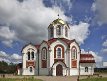 Church of St. Anthony the Great in Dzerzhinsk. Russia Royalty Free Stock Images