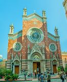 Church of St. Anthony, Istanbul Royalty Free Stock Images