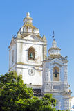 Church of St. Anthony in Lagos Portugal Stock Images