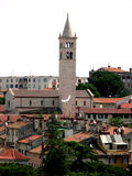 Church of St. Anthony in Pula,Croatia Royalty Free Stock Image