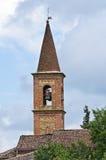 Church of St. Antonio Abate. Statto. Emilia-Romagna. Italy. Royalty Free Stock Photography