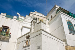 Church of St. Antonio. Ginosa. Puglia. Italy. Royalty Free Stock Image
