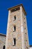 Church of St. Antonio. Guardia Perticara. Basilicata. Italy. Royalty Free Stock Photography