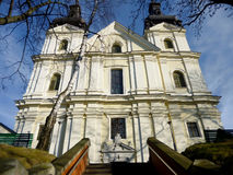 Church of St. Archangel Michael, Lviv Stock Image