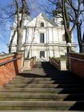 Church of St. Archangel Michael, Lviv Stock Photos