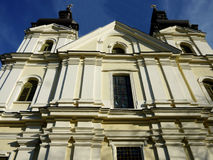 Church of St. Archangel Michael, Lviv Stock Images