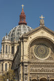 Church of St. Augustine in Paris - France Royalty Free Stock Photography