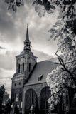 Church of St. Barbara, Gdansk Royalty Free Stock Photos