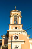 Church of St. Barbara in  street  Varvarka, Russia Royalty Free Stock Photos
