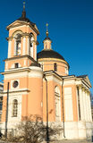 Church of St. Barbara in  street  Varvarka, Russia Stock Photos