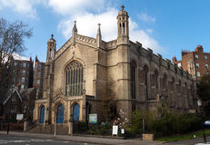 Church of St. Barnabas in Kensington Royalty Free Stock Image