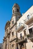 Church of St. Benedetto. Acquaviva delle fonti. Puglia. Italy. Stock Image