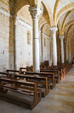 Church of St. Benedetto. Brindisi. Puglia. Italy. Stock Image