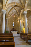 Church of St. Benedetto. Brindisi. Puglia. Italy. Stock Photography