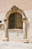 Church of St. Benedetto. Brindisi. Puglia. Italy. Stock Photos