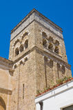 Church of St. Benedetto. Brindisi. Puglia. Italy. Royalty Free Stock Photos