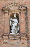 Church of St. Biagio. Cento. Emilia-Romagna. Italy. Stock Photos