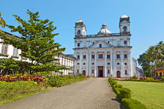 Church of St. Cajetan Stock Photos