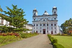 Church of St. Cajetan stock photos