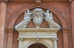 Church of St. Carlo. Ferrara. Emilia-Romagna. Italy. Stock Photography