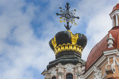 Church of St. Casimir, Vilnius, Lithuania Stock Photography
