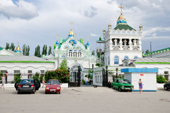 Church of St. Catherine in Feodosia Royalty Free Stock Photography