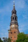 Church of St. Catherine, Hamburg Royalty Free Stock Photo
